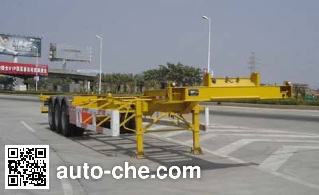 Xinhuaxu XHX9360TJZ container carrier vehicle