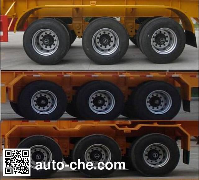 Xinhuaxu XHX9381TJZ container transport trailer