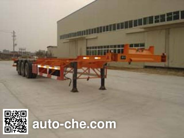 Xinhuaxu XHX9371TJZ container carrier vehicle