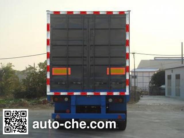 Xinhuaxu XHX9384XXY box body van trailer