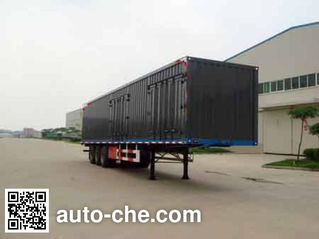 Xinhuaxu XHX9400XXY box body van trailer