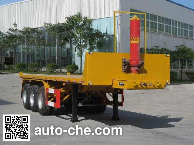Xinhuaxu XHX9400ZZXP flatbed dump trailer