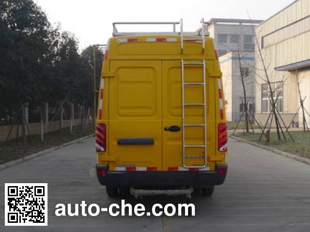 Hailunzhe XHZ5042XGCY51 engineering works vehicle
