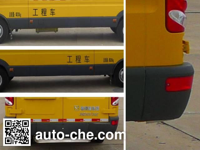 Hailunzhe XHZ5052XGC engineering works vehicle