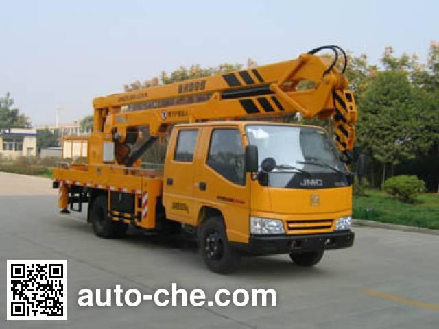 Hailunzhe XHZ5063JGKE aerial work platform truck