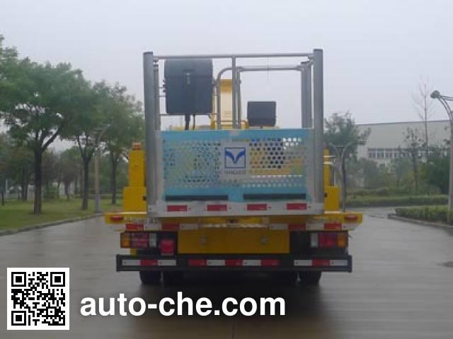 海伦哲牌XHZ5095JGKQ5高空作业车