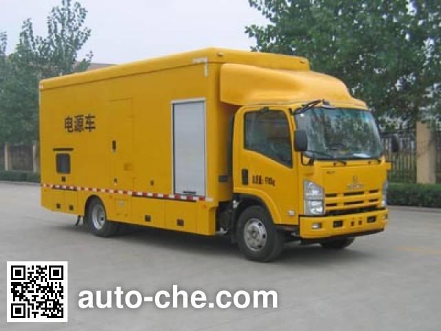海伦哲牌XHZ5102XDY电源车