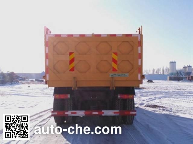 Tianzhi XJC3250SX dump truck