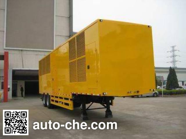 Xiangjia XJS9280XDY power supply trailer