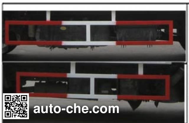 Frestech XKC5040TQP5B gas cylinder transport truck