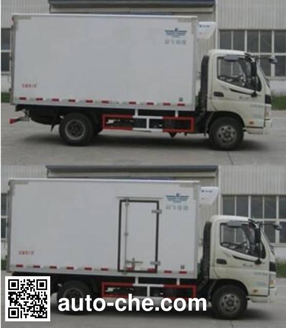 Frestech XKC5040XLC5B refrigerated truck