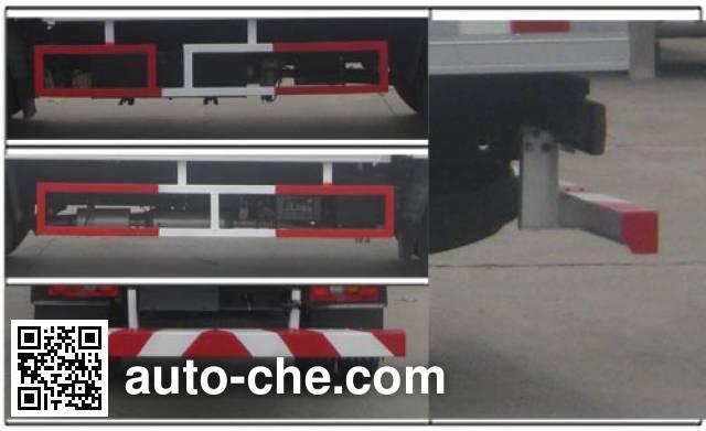 Frestech XKC5040XLC5J refrigerated truck