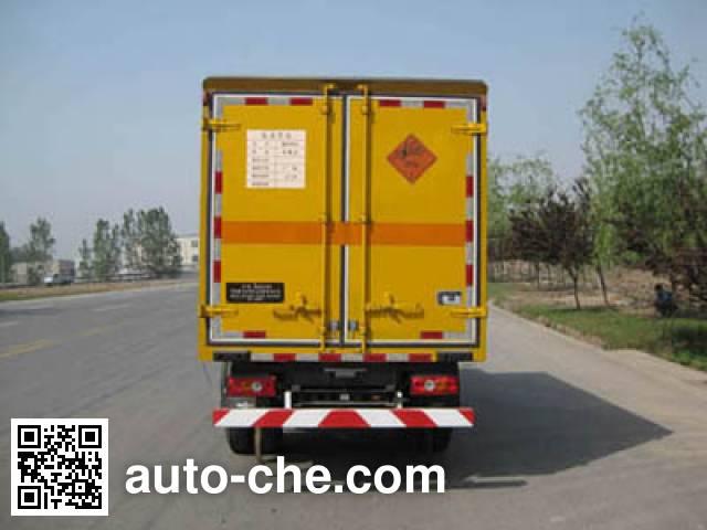 Frestech XKC5041XQYA4 explosives transport truck