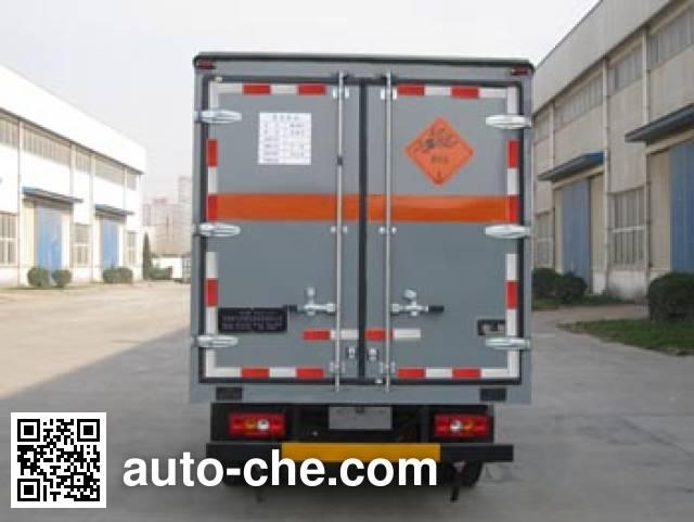 Frestech XKC5043XQY4J explosives transport truck