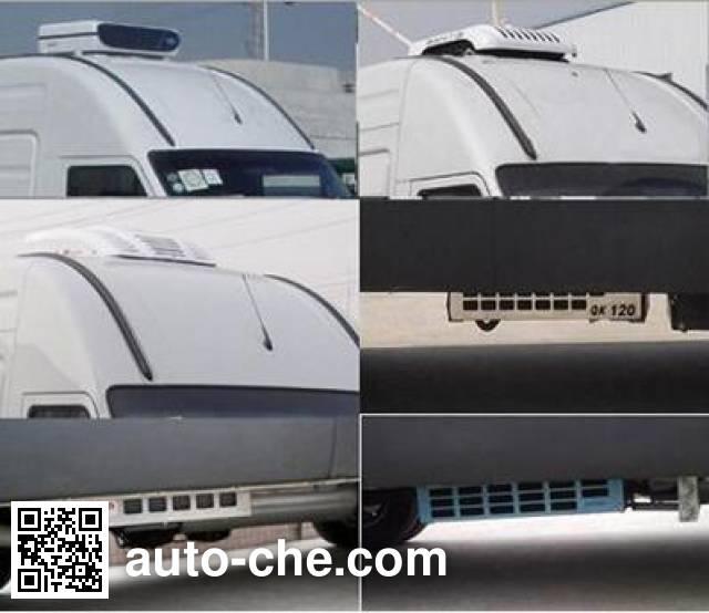 新飞牌XKC5045XLC4-2冷藏车