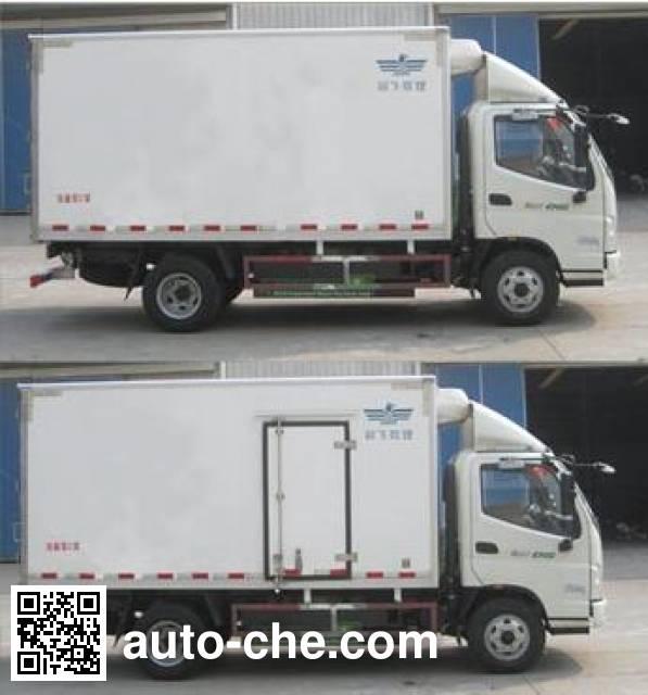 Frestech XKC5049XLC5B refrigerated truck
