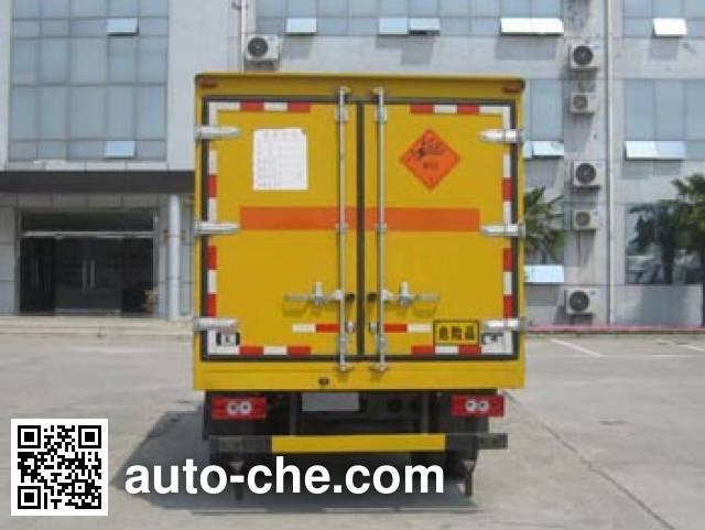 Frestech XKC5070XQY4B explosives transport truck