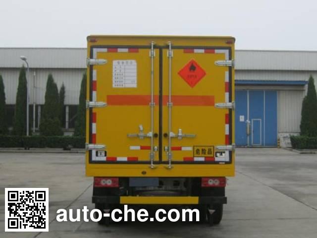 Frestech XKC5080TQP4B gas cylinder transport truck