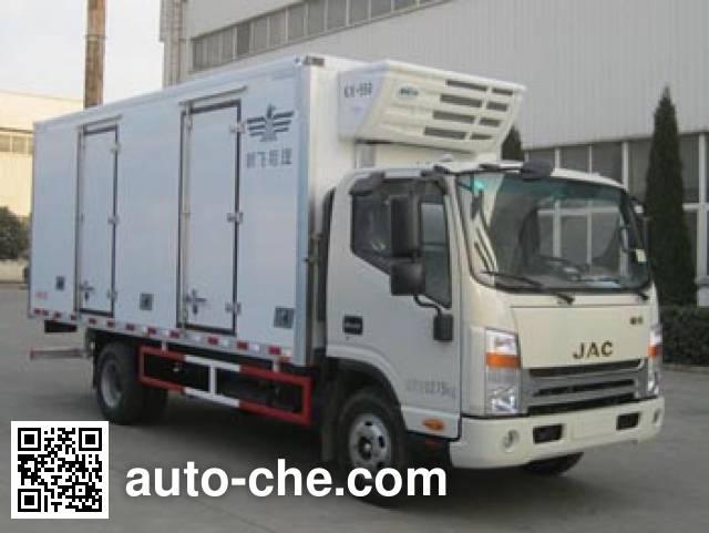 Frestech XKC5080XLC4H refrigerated truck
