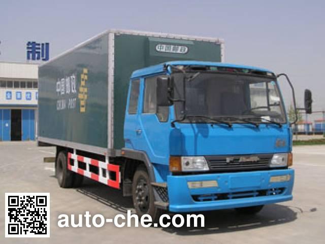 Frestech XKC5160XYZ postal vehicle