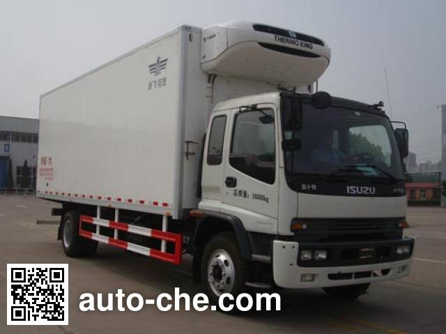 Frestech XKC5166XLCA4 refrigerated truck