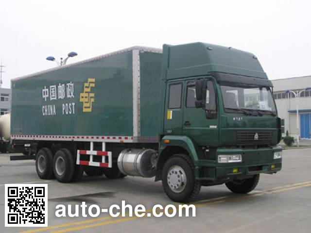 Frestech XKC5234XYZ postal vehicle