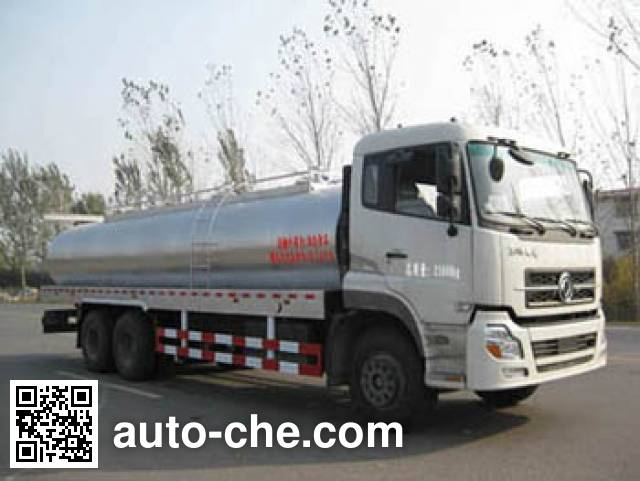 Frestech XKC5250GYSA3 liquid food transport tank truck