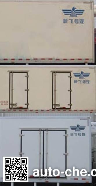 Frestech XKC5160XLC4L refrigerated truck