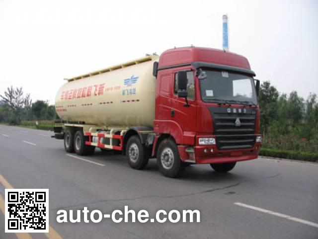 Frestech XKC5315GFLA2 bulk powder tank truck