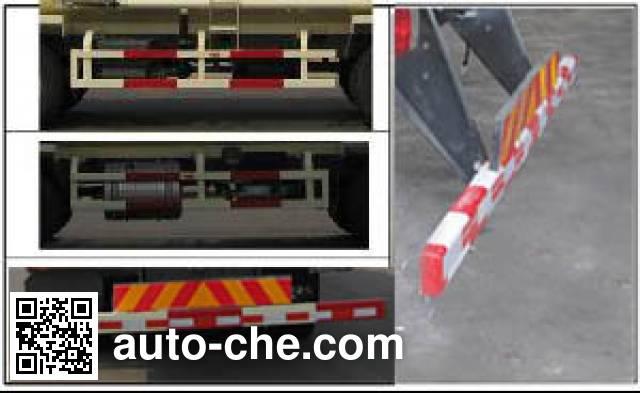 Frestech XKC5316GFLA3 bulk powder tank truck