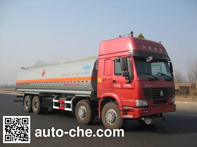Frestech XKC5317GHYA3 chemical liquid tank truck