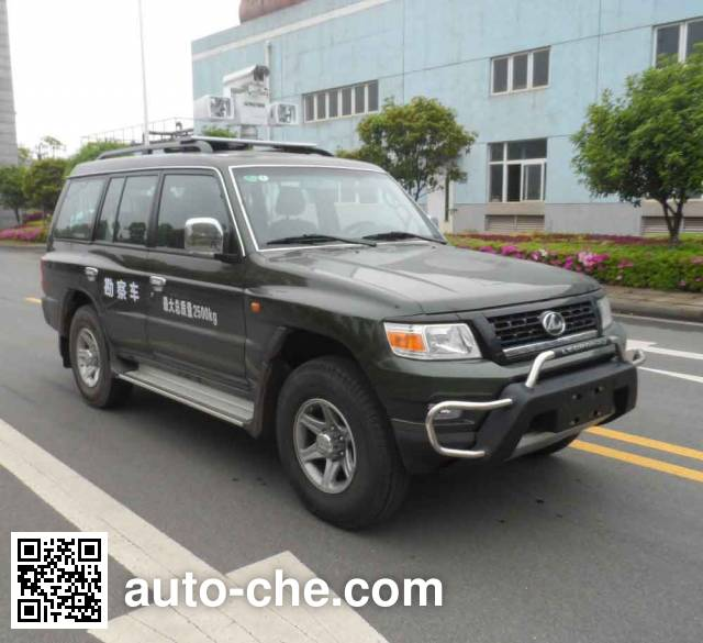 Xiangling XL5030XKCG5 investigation team car