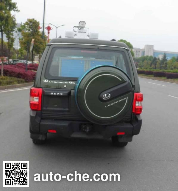 Xiangling XL5032XKCG5 investigation team car