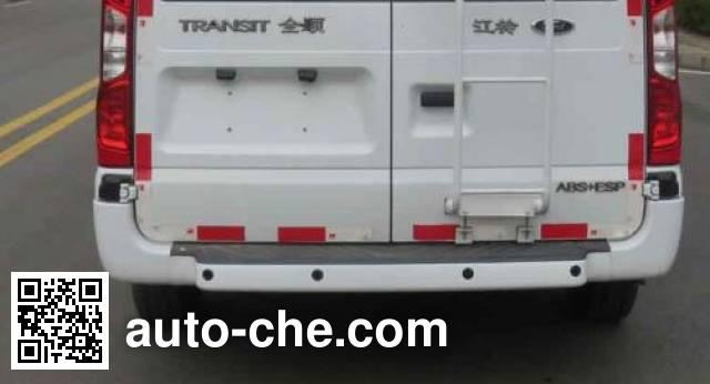 Xiangling XL5040XKCG4 investigation team car