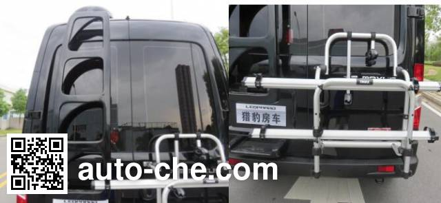 湘陵牌XL5041XLJDT旅居车