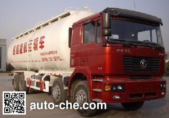 Yuntai XLC5310GFL low-density bulk powder transport tank truck