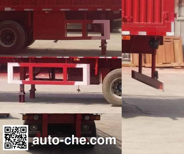 Yuntai XLC9360CCY stake trailer