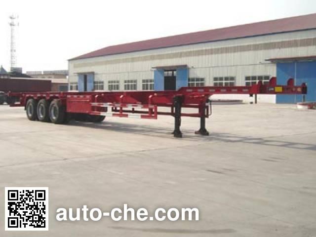 Yuntai XLC9400TJZ container transport trailer