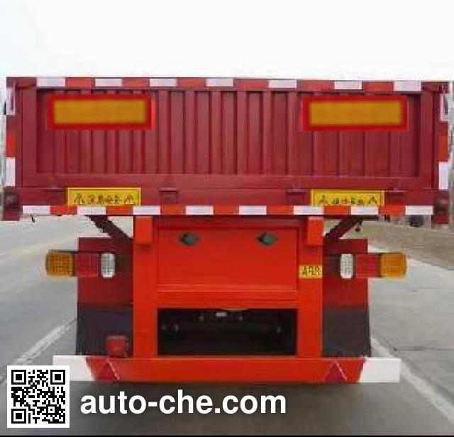Yuntai XLC9400ZX dump trailer