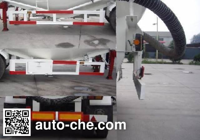 Yuntai XLC9401GFL low-density bulk powder transport trailer