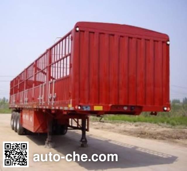 Yuntai XLC9372CCY stake trailer