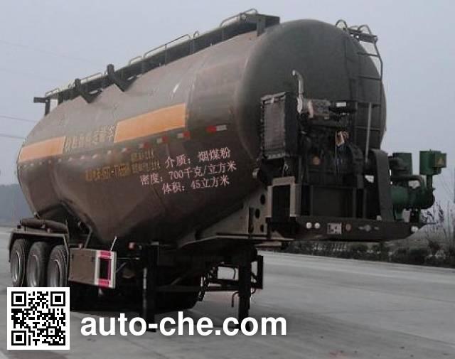 Yuntai XLC9403GFL low-density bulk powder transport trailer