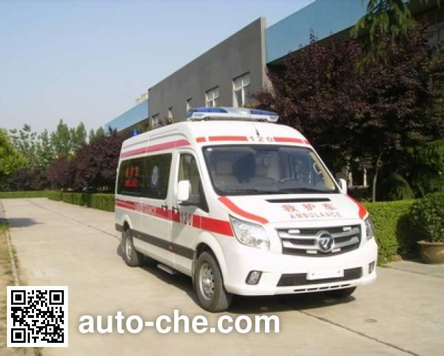 Langang XLG5032XJHCY4 ambulance