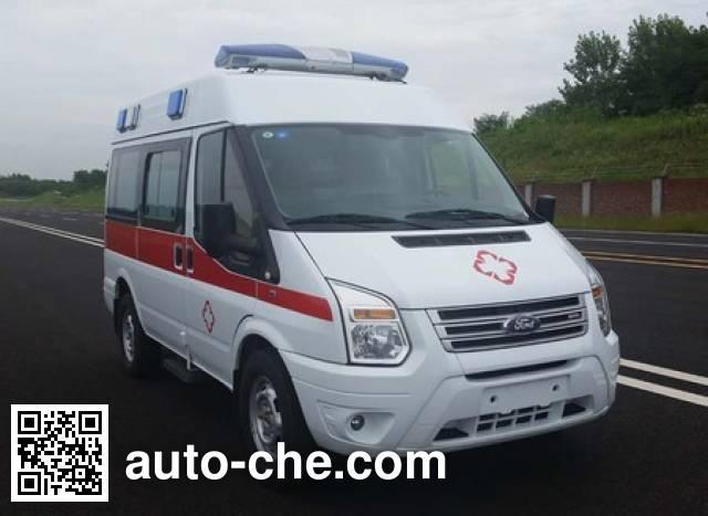 Langang XLG5046XJHCY5 ambulance