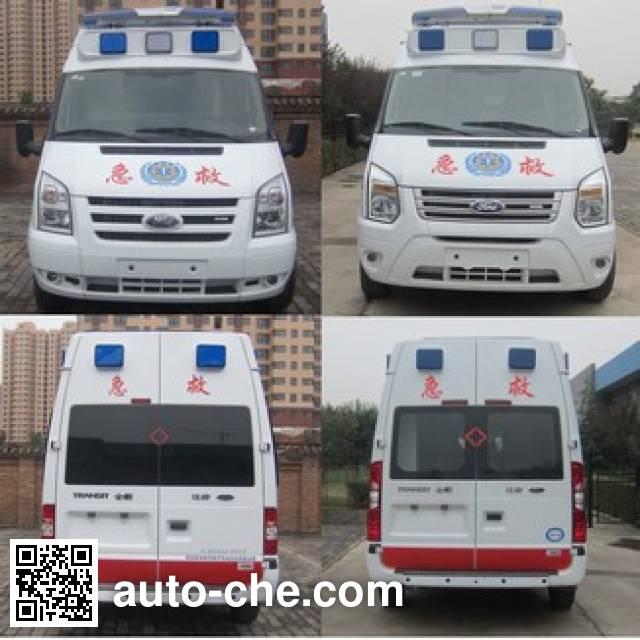 Langang XLG5048XJHCY4 ambulance