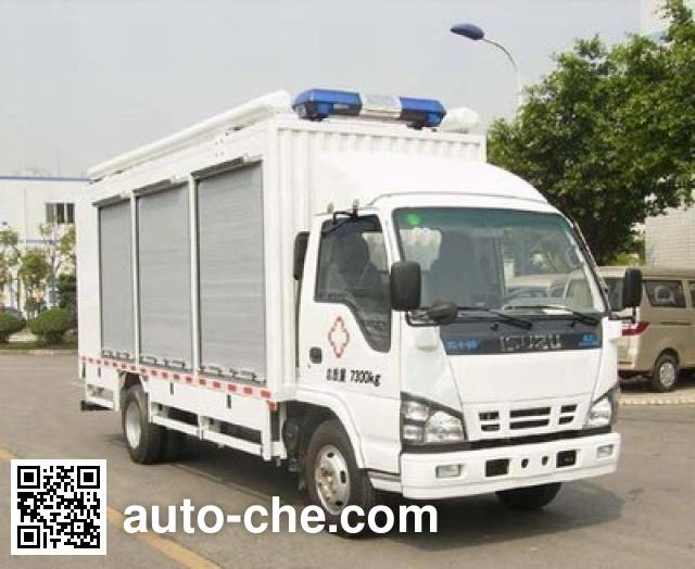 Langang XLG5070XJZ4 ambulance support vehicle
