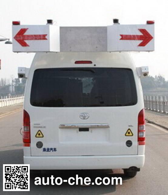 Xiaolong XLW5030TLJG8H road testing vehicle
