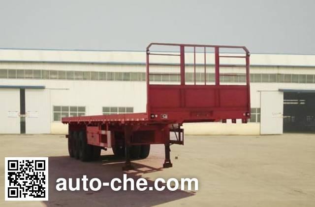 Xiangmeng XMC9400TPB flatbed trailer