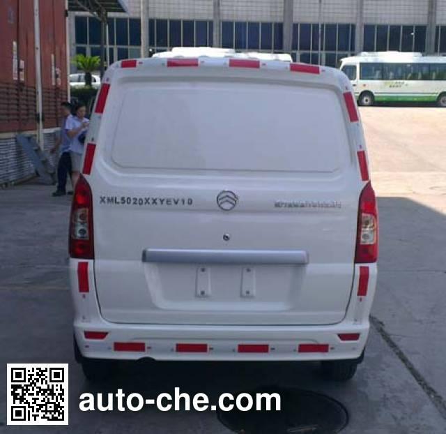 Golden Dragon XML5020XXYEV10 electric cargo van