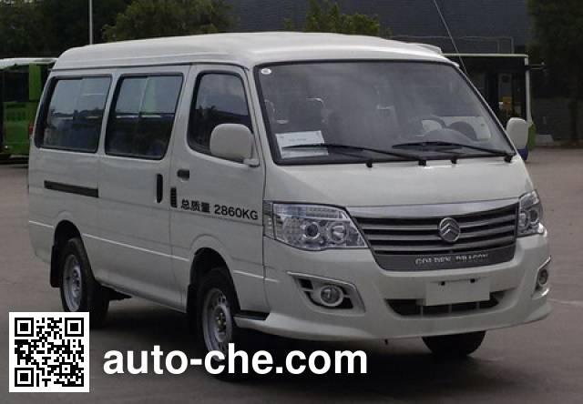 Golden Dragon XML5035XBY65 funeral vehicle